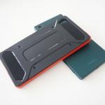 เคส Xperia Z5 แบบ Dia Cut TPU Case