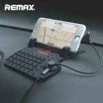 Remax Car Holder (แท่นวางโทรศัพท์พร้อมที่ชาร์จแบต)