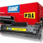 ตลับหมึกเลเซอร์ HP CB435A Giant Toner Cartridge (35A)