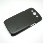 Jzzs Leather Black Case For Samsung Galaxy S3
