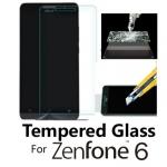 กระจกนิรภัยสำหรับ Asus Zenfone 6 (Tempered Glass Screen Protector)