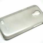 USAMS Case For Samsung Galaxy S4 mini สีเทาใส