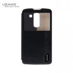 เคส LG Optimus G Pro 2 ของ USAMS Merry S - สีดำ