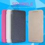 เคสฝาพับ Nexus 6P ของ Nillkin Sparkle Leather Case