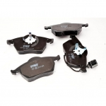 ผ้าดิสเบรคหลัง AUDI TTS MKII (ปี08+) / Rear Disc Brake Pads, 1K0698451K