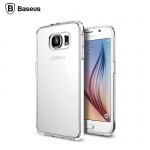 เคสยาง Samsung Galaxy S6 ของ Baseus Super Soft TPU Ultral Thin Air Case