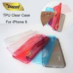 เคสยางใส iPhone 6 ของ Dapad TPU Clear Case