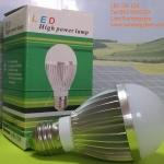 หลอดไฟ LED ขนาด 3W 24V 4200-4500K PL