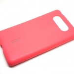 Cherry Pink Case For Nokia Lumia 820