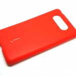 Cherry Red Case For Nokia Lumia 820