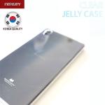 เคสยางใส Xperia Z5 Premium ของ Mercury Goospery Jelly Clear Case