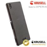 เคส Xperia Z3 ของ Krusell Frost Cover Case - สีดำ