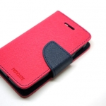 Goospery Case For Samsung Galaxy Y สีชมพูเข้ม