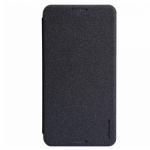 เคส HTC Desire 816 Nillkin Leather Case - แบบฝาพับสีดำ