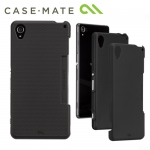 Sony Xperia Z3 - Case Mate Tough Dual Layer - Black Case