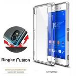 เคส Xperia Z3 ของ Ringke Fusion Case