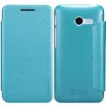 เคส Asus Zenfone 4 ของ Nillkin Sparkle Case - สีฟ้า