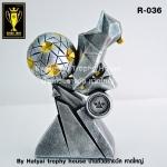 R-036 ถ้วยรางวัลฟุตบอล / ฟุตซอล Soccer/ Futsal Trophy