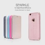 เคสฝาพับ iPhone 6 ของ Nillkin Sparkle Leather Case