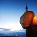 พระธาตุอินทร์แขวน ไจก์ทิโย (Kaiktiyo Pagoda) ประเทศพม่า