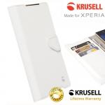 เคสฝาพับ Xperia Z5 ของ Krusell Boras FolioWallet Case