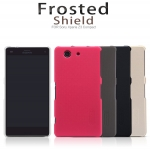 เคส Sony Xperia Z3 Compact ของ Nillkin Super Frosted Shield Case
