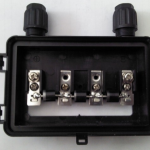 Cable & Connector (ตัวเชื่อมสายไฟ) แบบ Junction Box -300