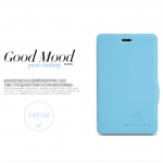 Nillkin Leather BlueSky Cover Case For Nokia Asha 501