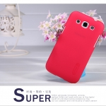 Nillkin Frosted Red Case For Samsung Galaxy Win