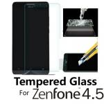 กระจกนิรภัยสำหรับ Asus Zenfone 4.5 (Tempered Glass Screen Protector)