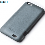 Rock Gray Case For HTC One V