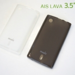 Moshi Jelly Case For AIS Lava 3.5