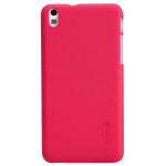 เคส HTC Desire 816 Nillkin Frosted Case - สีแดง