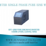 Off-grid pure sine wave inverter 1000W/24VDC/220VAC/50H