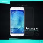 กระจกนิรภัย Samsung Galaxy A8 ของ NILLKIN Amazing H Nanometer Anti-Explosion Tempered Glass Screen Protector