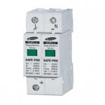 ตัวป้องกันฟ้าผ่าฝั่ง AC สำหรับระบบไฟ 1 เฟส ขนาดกระแสสูงสุด 40kA (Single Phase AC Surge Protector 40kA)