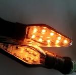 ไฟเลี้ยวแต่ง LED รุ่นมีไฟหลัง