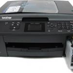 brother MFC J430w มีปัญหาพิมพ์งานไม่ได้