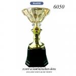 WS-6050 ถ้วยรางวัล White Silver