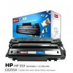 ตลับหมึกเลเซอร์ HP CE255X Compute (Toner Cartridge)