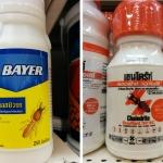 วิธีใช้น้ำยากำจัดมดแมลงที่ถูกต้องและปลอดภัย