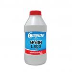 น้ำหมึกเติม (Refill Inkjet) คอมพิวท์ For EPSON L100/200/800 Magenta 1000CC