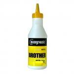 ผงหมึกเติม BROTHER TN261/TN265Y คอมพิวท์ Refill Toner (Yellow)