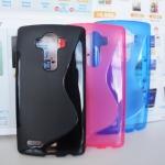 เคสยาง LG G4 ของ S Line Flexible TPU Case