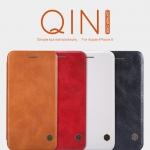 เคสฝาพับ iPhone 6 ของ Nillkin Qin Leather Case