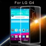 เคสยาง LG G4 แบบ Ultra thin Crystal Clear Soft TPU Case - สีใส