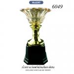 WS-6049 ถ้วยรางวัล White Silver