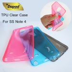 เคสยางใส Samsung Galaxy Note 4 ของ Dapad TPU Clear Case