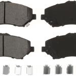 ผ้าดิสเบรคหลัง JEEP WRANGLER SAHARA / Rear Brake Pads