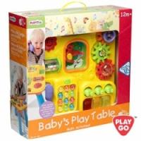 ชุดโต๊ะกิจกรรมแสนซนสำหรับเด็ก Baby's Play Table